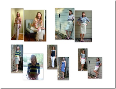 week of 6.06.2011 outfit