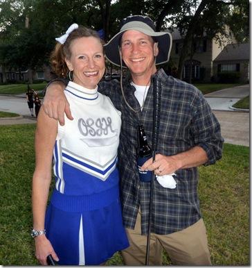 Halloween 2011 couple