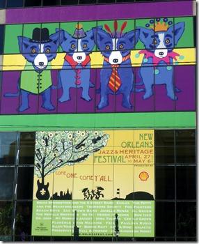 4.30.2012 blue dog jazzfest